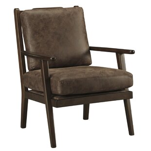 Union Rustic Sabine Accent Armchair
