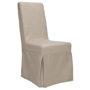 Liwanu Slipcover Side Chair (Set of 2) by Trent Austin Design