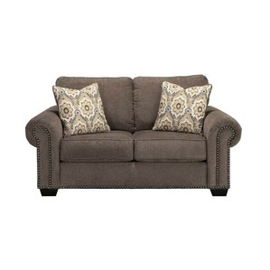 Cassie Fashionable Loveseat by Darby Home Co