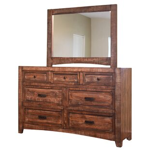 Artisan Home Furniture 7 Drawer Dresser
