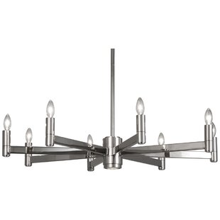 Robert Abbey Delany 9-Light Chandelier