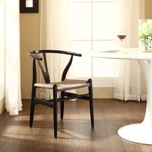Sydnee Solid Wood Dining Chair Mistana