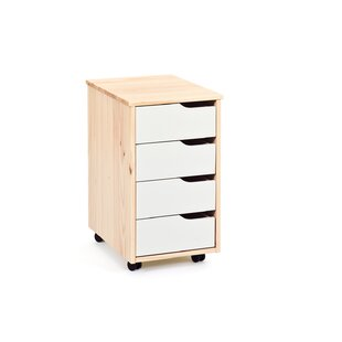 Compare Price Detrick 4 Drawer Filing Cabinet