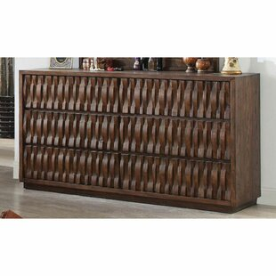 Ashlock 6 Drawer Double Dresser