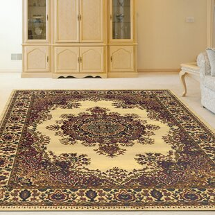 Northington Ivory Area Rug by Astoria Grand