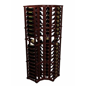 Designer Series 72 Bottle Floor Wine Rack by Wine Cellar Innovations