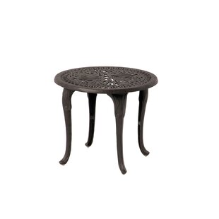 Merlyn Aluminum Side Table