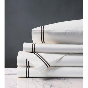 Urbanite 200 Thread Count 100% Egyptian-Quality Cotton Sheet Set