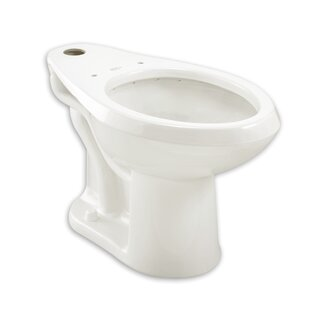 American Standard Madera ADA Universal Dual Flush Elongated Toilet Bowl