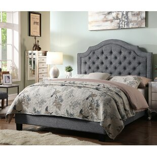 Andover Mills Swanley Upholstered Panel Bed