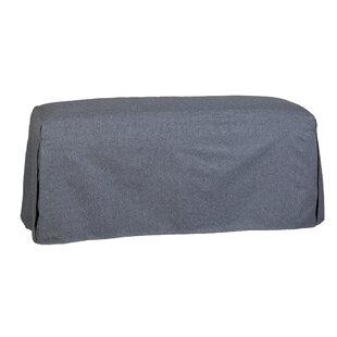 Alcott Hill Copeland Tailored Slipcover Bench