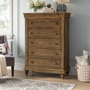 Nicole 5 Drawer Chest