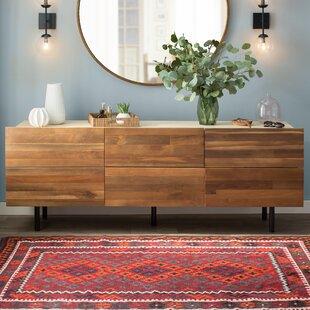 Low 6 Drawer Dresser by EQ3