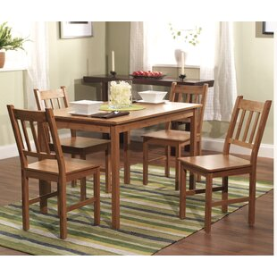 Bamboo Kitchen & Dining Room Sets You\'ll Love | Wayfair