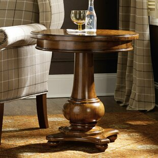 Reviews Tynecastle End Table By Hooker Furniture