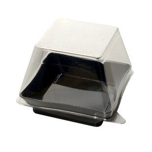 Tiny Temptations Square Tray Lid (Set of 1000)