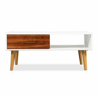 Wren Coffee Table With Storage By George Oliver