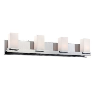 Comparison Medfield 4-Light Bath Bar By Latitude Run