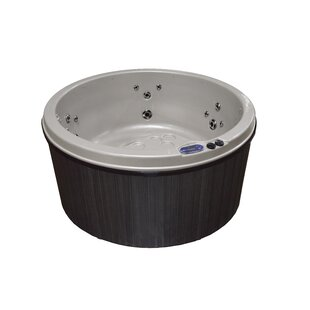 Cyanna Valley Spas 5-Person 20-Jet Spa with LED Lights