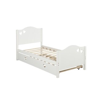 Bubba Twin Platform Bed with Trundle