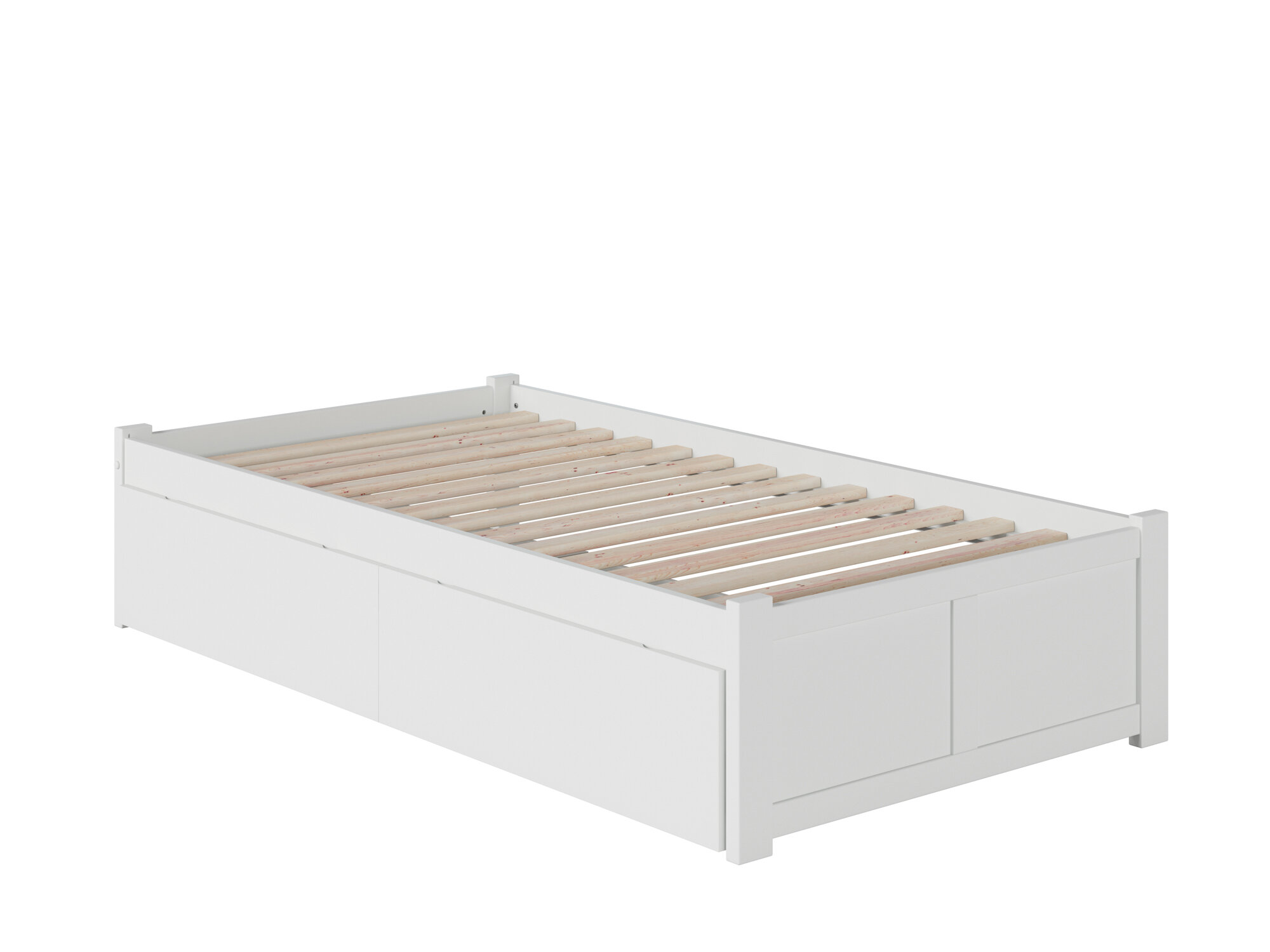 Storage Included White Beds You Ll Love In 2021 Wayfair