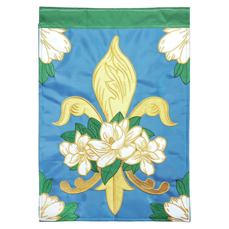 One Allium Way Saltville 2 Sided Polyester 42 X 29 In House Flag Wayfair