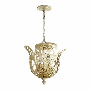 Ophelia & Co. Rondel 4-Light Urn Pendant