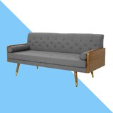 Bel-Air 72.25 Square Arm Sofa by Hashtag Home