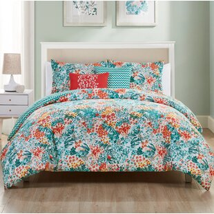 Brayden Studio Wirrindela Reversible Comforter/Comforter Set