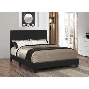 Winston Porter Winburn Upholstered Panel Bed