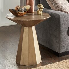 Block Gold End Side Tables You Ll Love In 2021 Wayfair