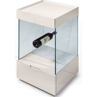 Camron 6 Bottle Floor Wine Rack by Orren ..