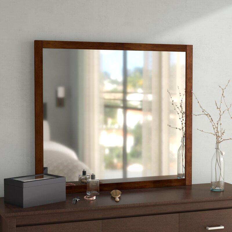 Ivy Bronx Ayaan Dresser Mirror Reviews Wayfair