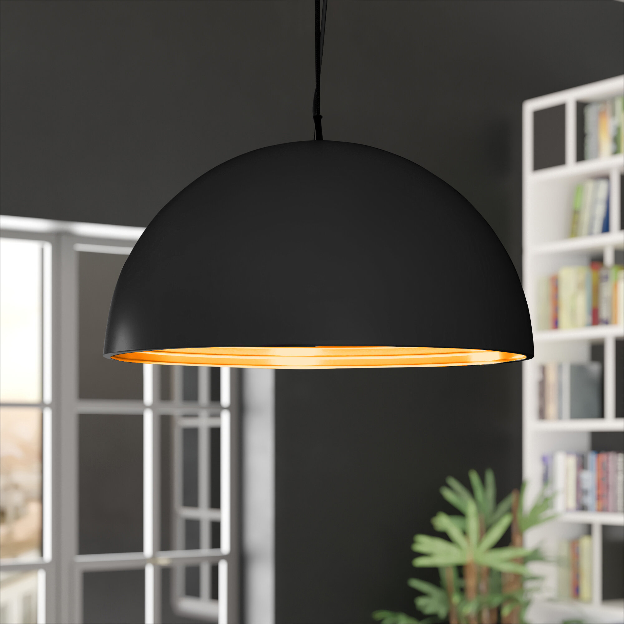 Image of: Mid Century Modern Pendant Lighting You Ll Love In 2020 Wayfair