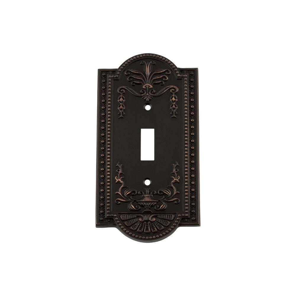 Nostalgic Warehouse Meadows 1 Gang Toggle Light Switch Wall Plate Reviews Wayfair