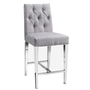 Maison Bar Stool Everly Quinn