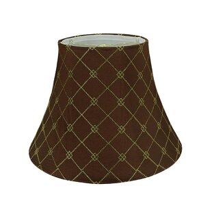 Althoff 13 Linen Bell Lamp Shade