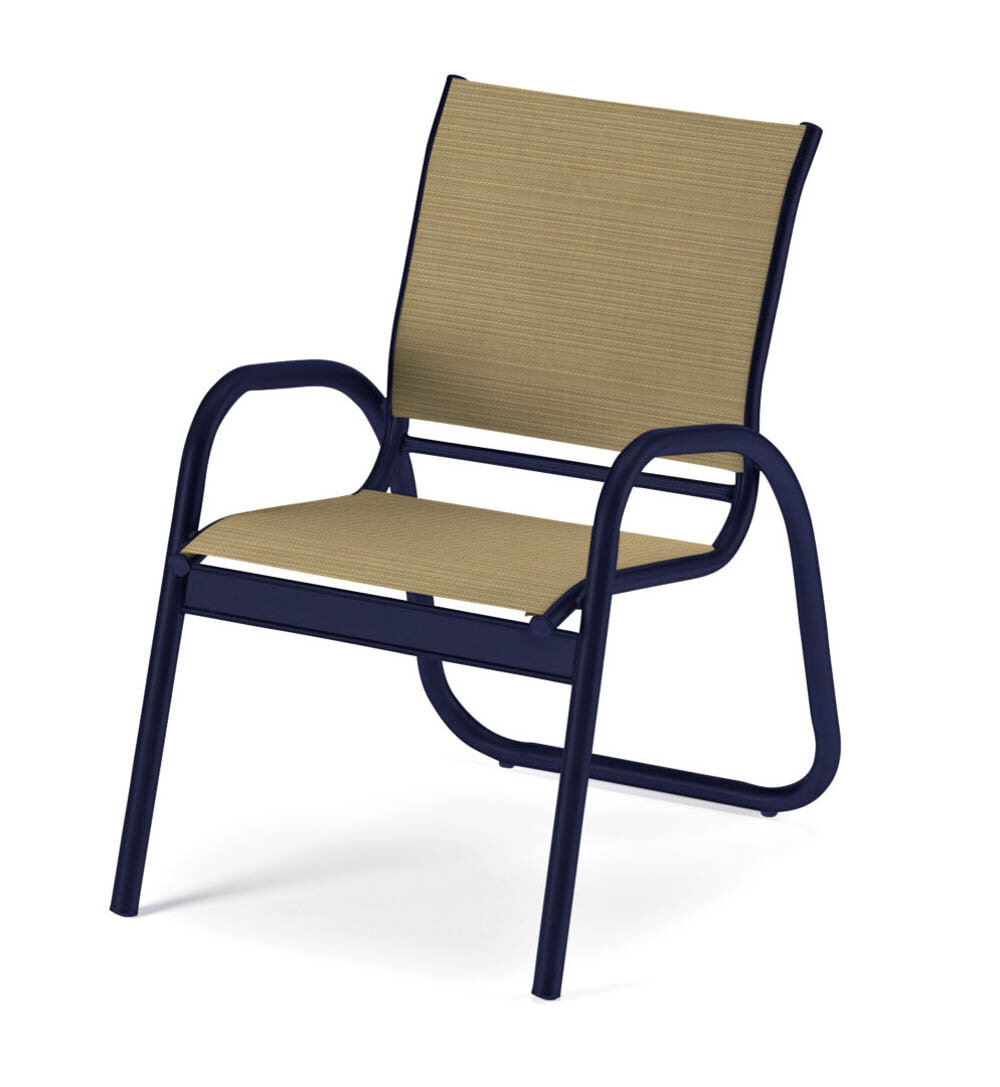 Telescope Casual Gardenella Stacking Patio Dining Chair