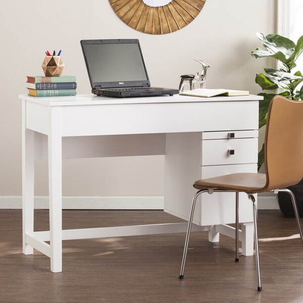 Latitude Run Tobi Mid Century Adjustable Height Desk U0026 Reviews | Wayfair
