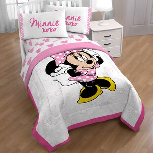 Minnie Mouse XOXO Sheet Set