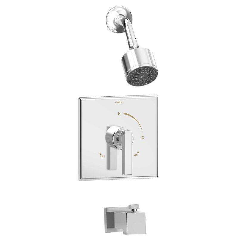 Symmons Duro Diverter Complete Shower System Wayfair