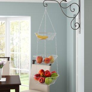 3 Tier Hanging Fruit Basket