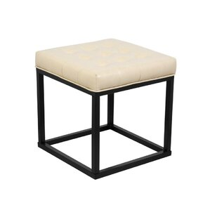 Pearle Square Ottoman by Porthos Home