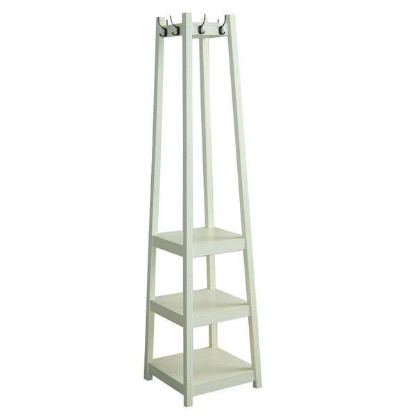 crannell 3 tier tower shoe coat rack reviews birch lane