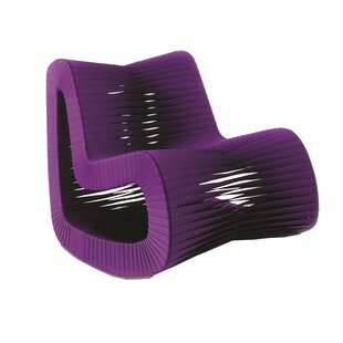 Seat Belt Rocking Chair by..