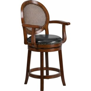 Compare Howze 26'' Swivel Bar Stool by Alcott Hill Reviews (2019) & Buyer's Guide