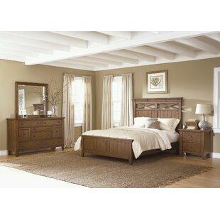 Loon Peak Methuen Panel Configurable Bedroom Set