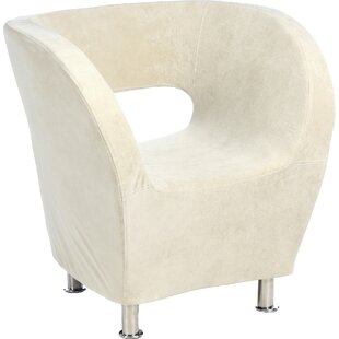 Corrigan Studio Clarinda Modern Barrel Chair