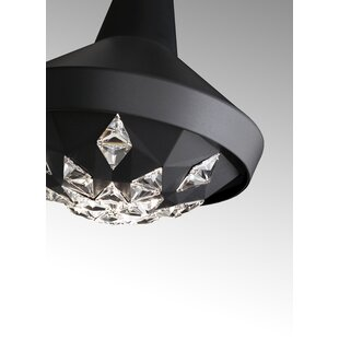 Schonbek Estrella 1-Light Cone Pendant