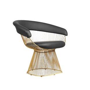 Orren Ellis Alondra Wire Dining Chair
